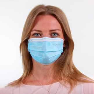 Mascherina chirurgica monouso - SAFEJOE