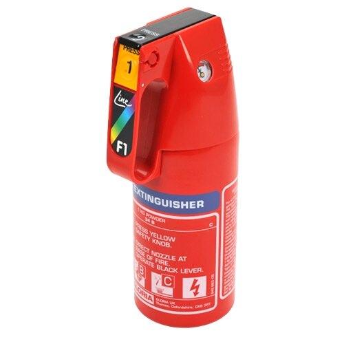 1kg Powder Fire Extinguisher EasyAction  Gloria P1GM
