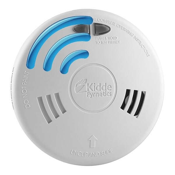 Combo Detector Hard Wired Smoke And Co