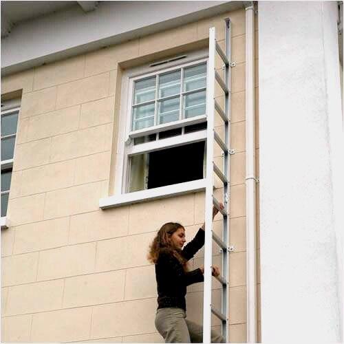 Modum Fold Out Fire Escape Ladder