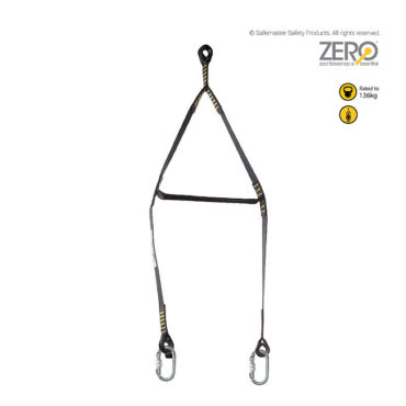 Spreader Bar For Confined Space and Rescue Operations