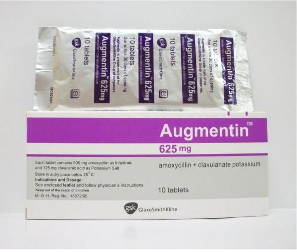 Buy Augmentin 500mg-125mg Online  Name Brand Augmentin ...