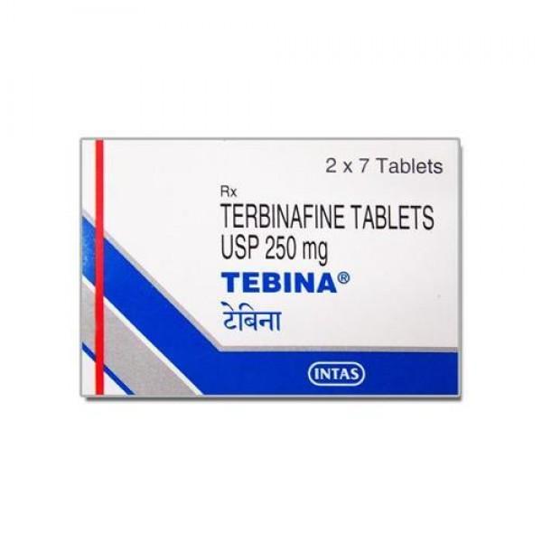 Buy Lamisil 250mg tablets online  Generic Terbinafine