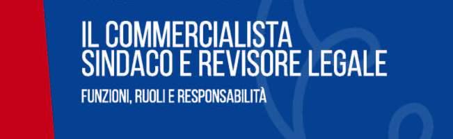Il Commercialista sindaco e revisore legale – Parma / Reggio Emilia – 2018 / 2019