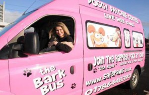 Our bark bus offers a collection & deliver service