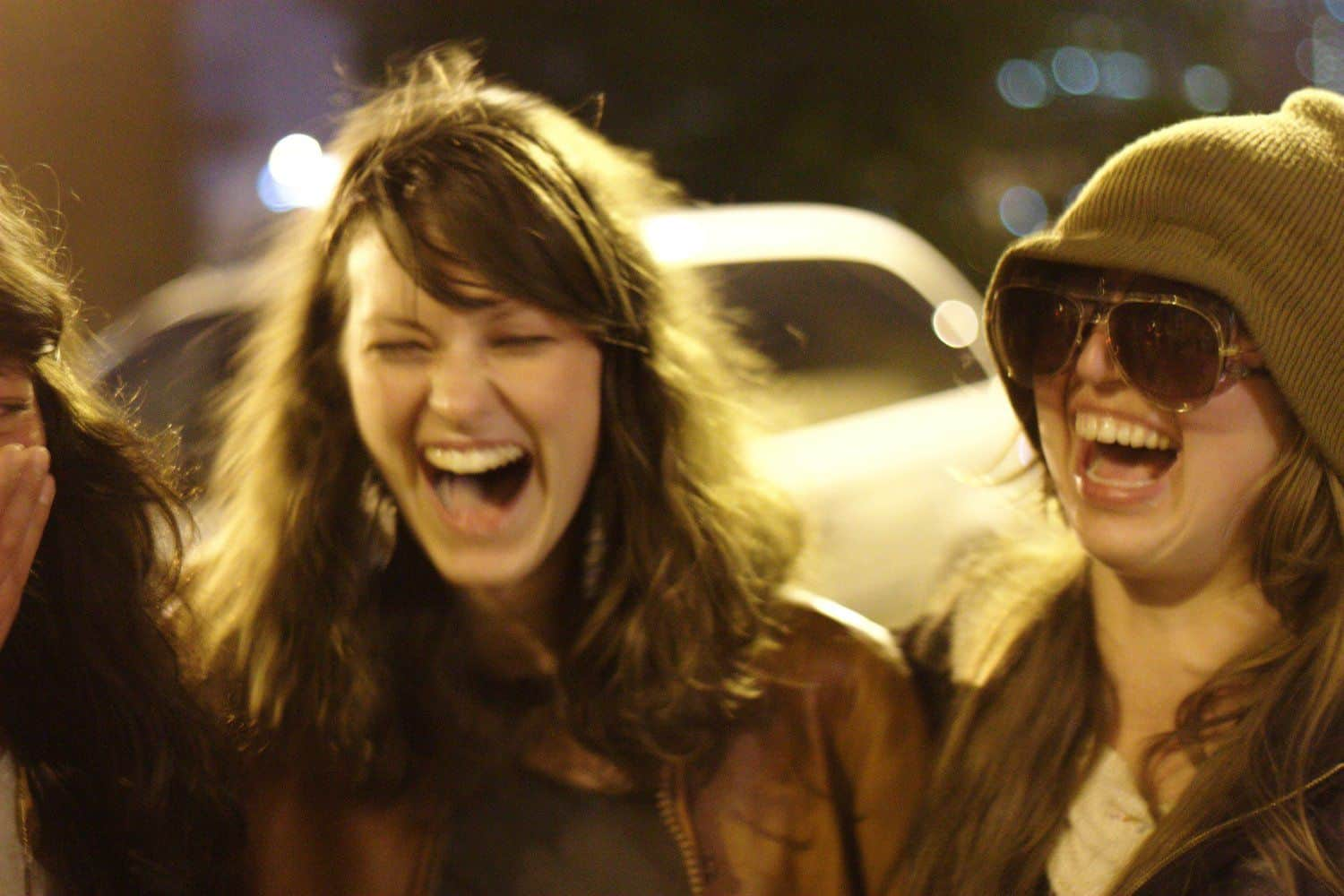 PSYCHOLOGICAL BENEFITS OF LAUGHTER