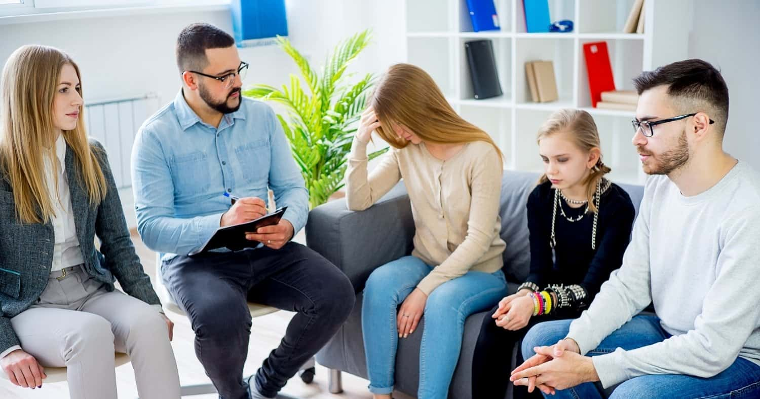 Family Counselling Safe Place Therapy