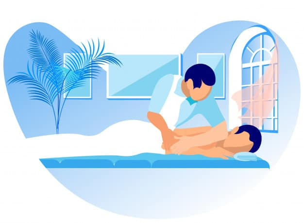 Massage in Footscray