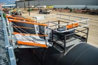 Railcar Loading Platform Systems and Railcar Fall ...
