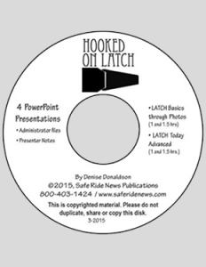 Hooked on LATCH