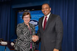 Dr. Marilyn Bull Honored by White House as Champion of Change