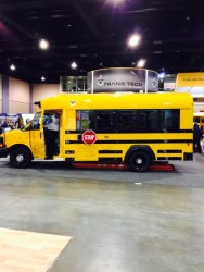 A Major Problem With Large School Buses?