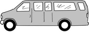 15-passenger Van