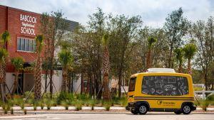 Transdev Autonomous School Bus
