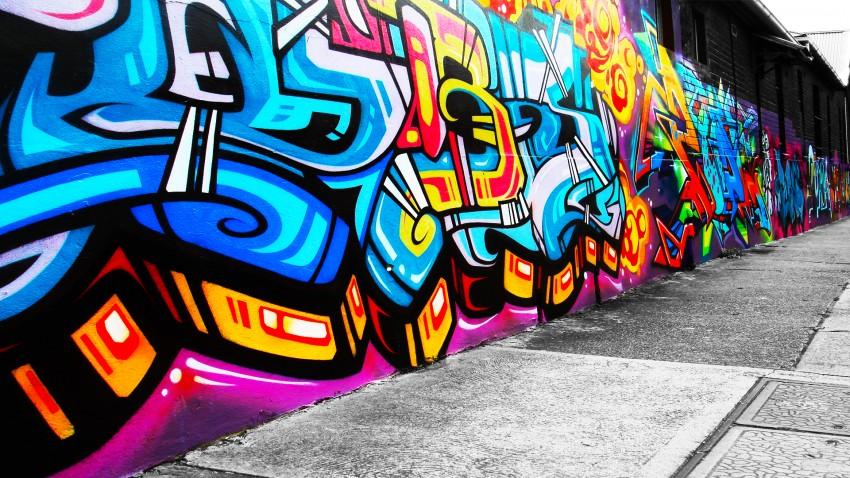 Gambar Grafiti 3d Unik Huruf Tulisan Nama Cara Membuat Grafiti