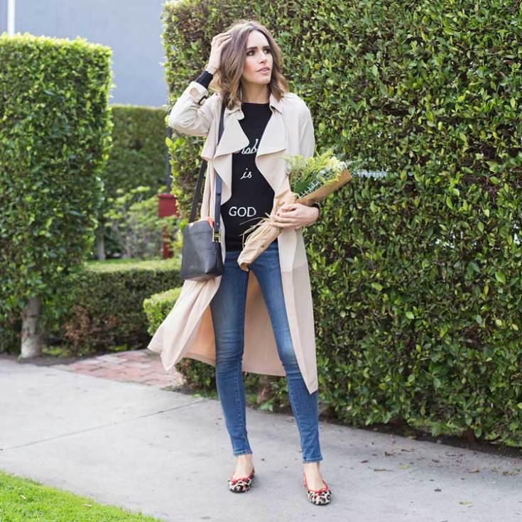 style kondangan bawahan jeans