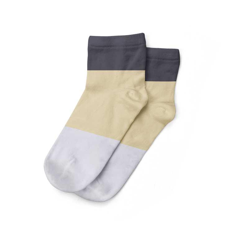 Kaos kaki pendek untuk pria sopan