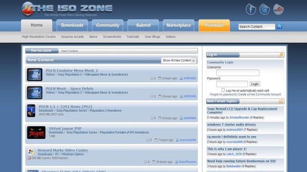 The ISO Zone