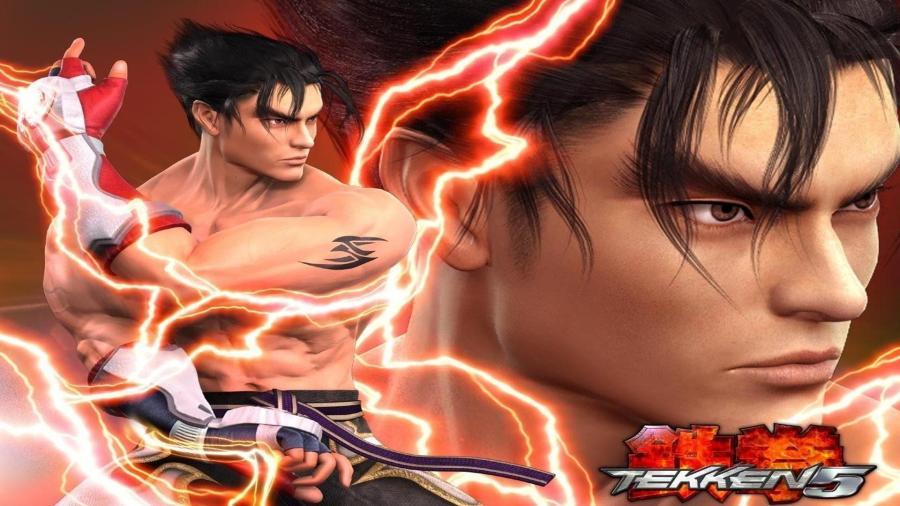 Tekken 5 PSP ISO Highly Compressed