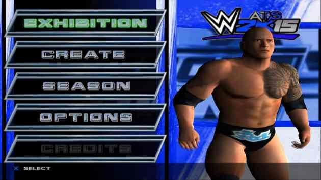 WWE ATS 2K15