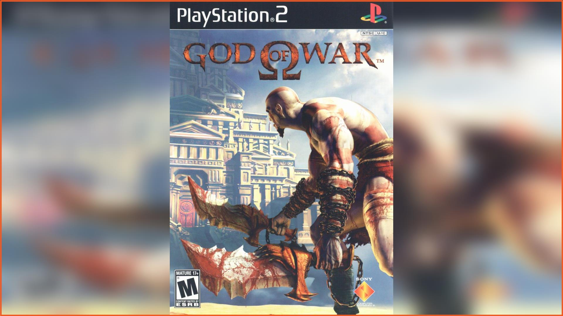 God of War PS2 ISO Download