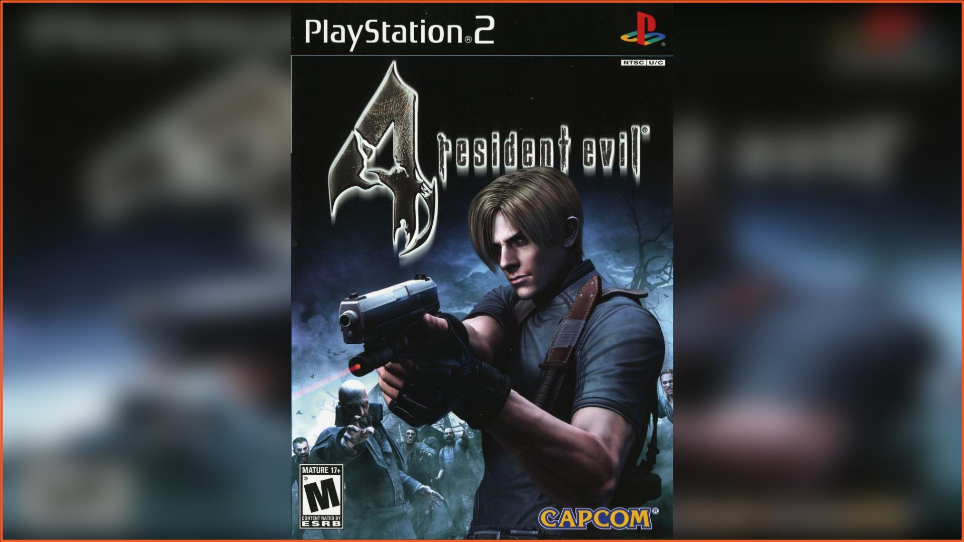 Resident Evil 4 PS2 ISO Download
