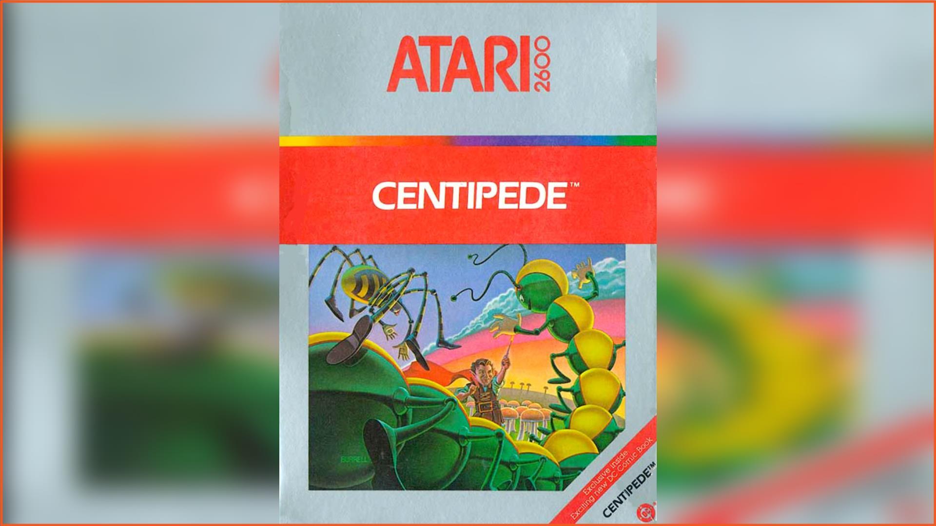 Centipede Atari 2600 ROM Download