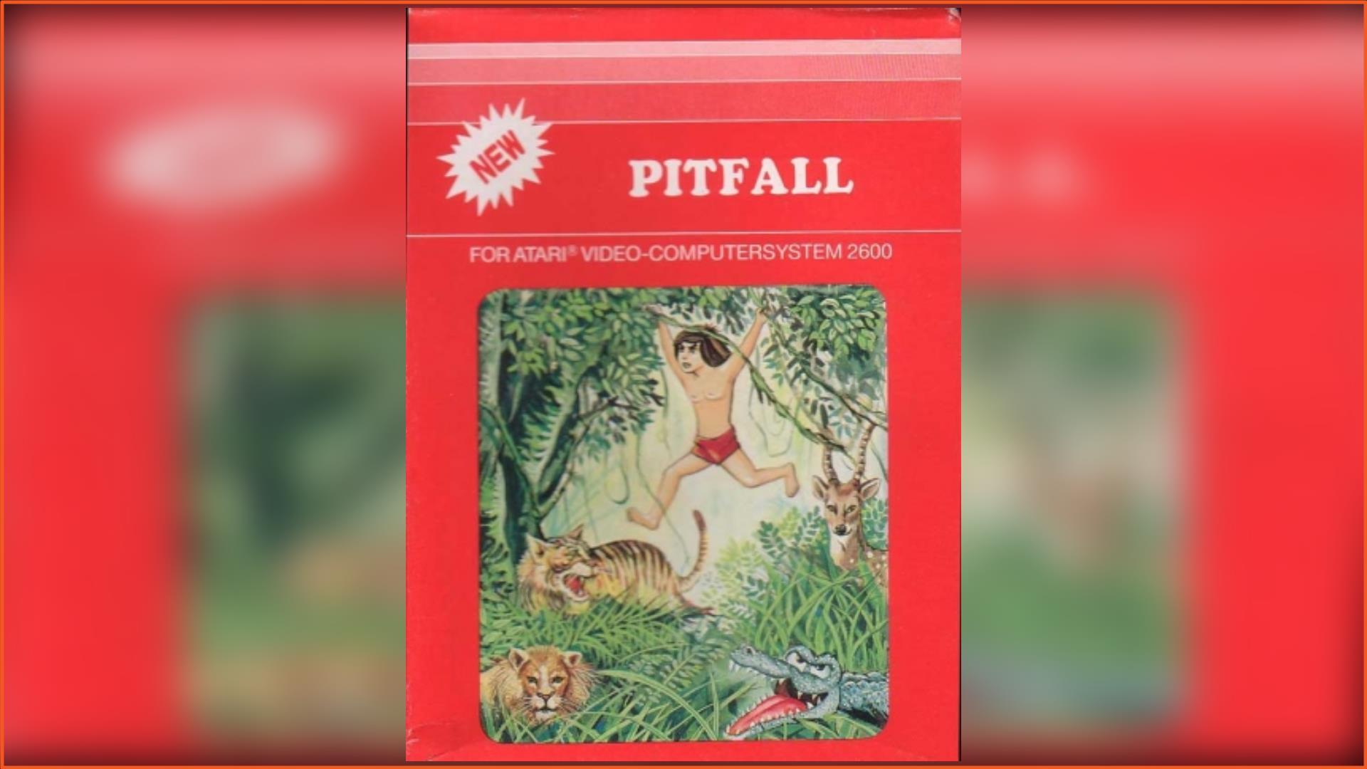 Pitfall Atari 2600 ROM Download