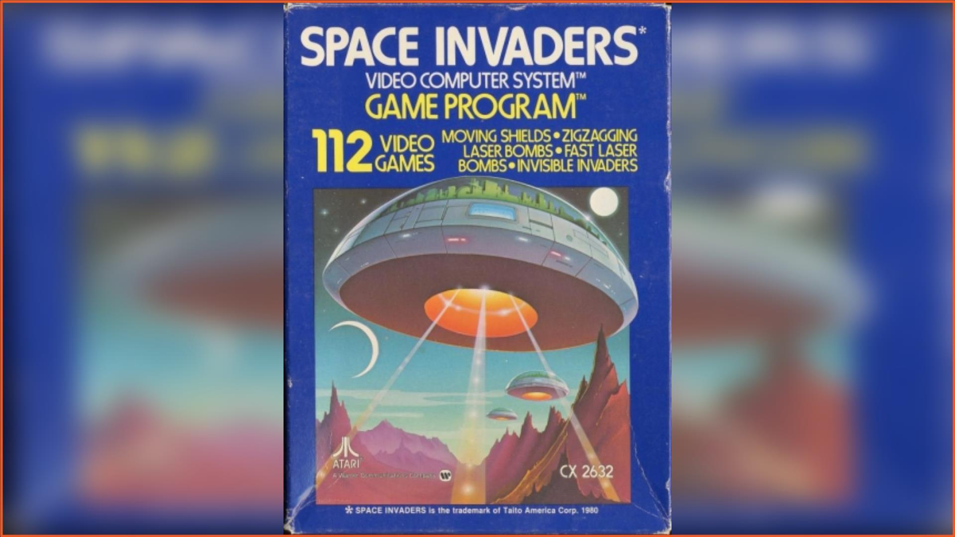 Space Invaders Atari 2600 ROM Download