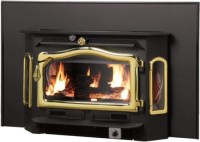 High Quality Country Flame Fireplace Insert