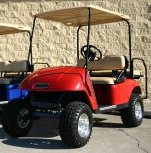 6 Volt Golf Cart Wiring Diagram Ez Go Lifted Red 36 Volt Electric Golf Cart