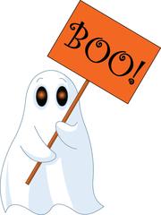 Ghosts on Social Media