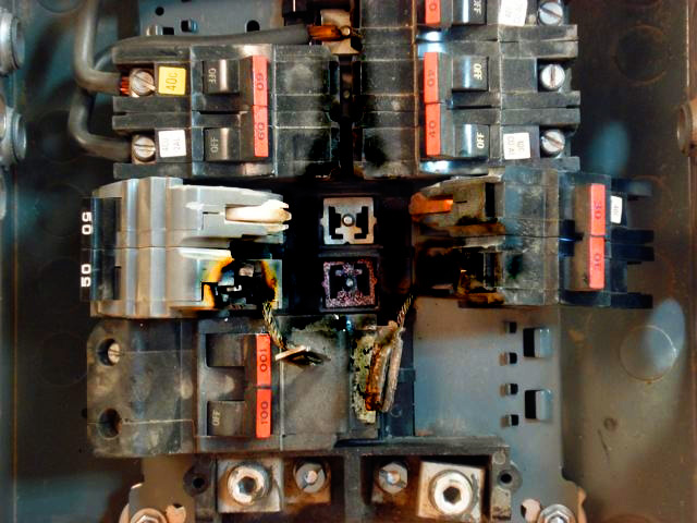 electrical panel hazards 1998 ford contour wiring diagram upgrade safeside contractor federal pacific