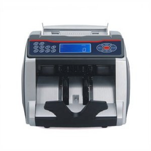 Mixed Bill Counter UV/MG/MT/IR Detecting Cash Counting Machine