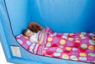 child resting in Cosyfit 1