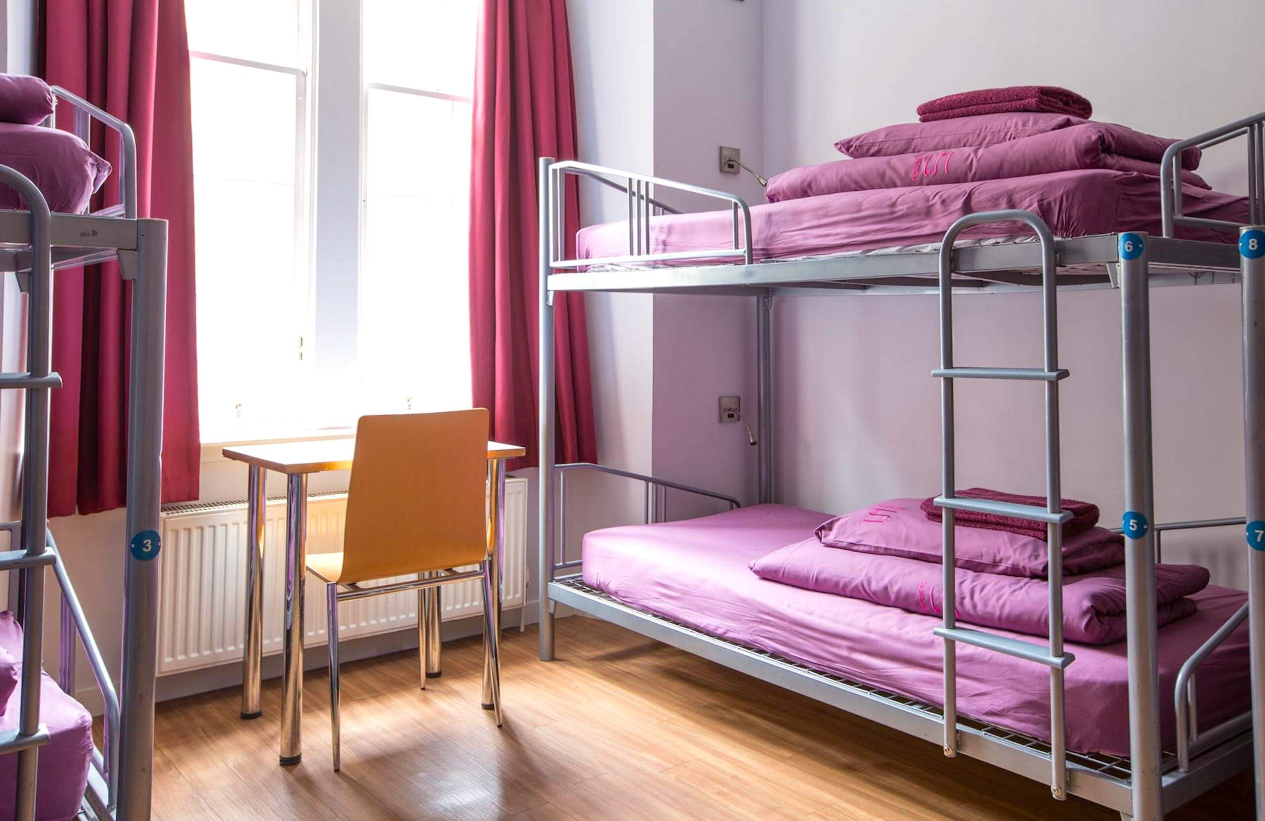 Safestay Edinburgh - Shared Dorm Room