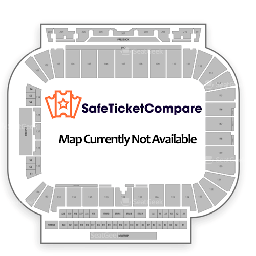 Psg Stadium Seating Map Parc Des Princes Seating Plan Safeticketcompare Com