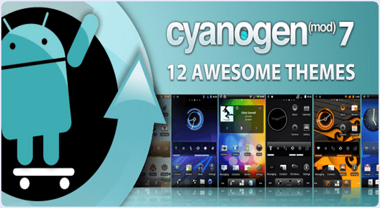 CyanogenMod-Best Android Custom Rom 2017
