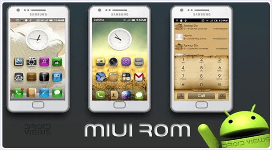 MIUI-Best Android Custom Rom 2017