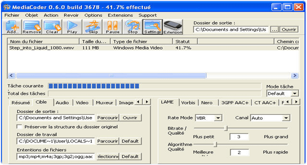 Media Coder Windows Software