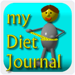 My Diet Journal Android App