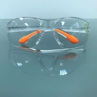Orange Rockets - Clear Lens