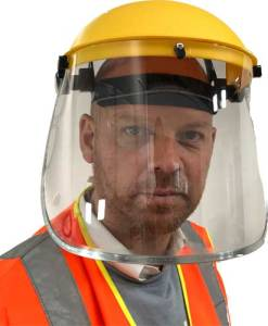 Face Shield - Clear