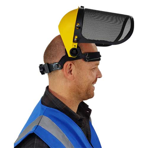 Face Shield - Mesh
