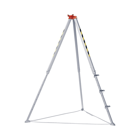 TM11 Adjustable Rescue Tripod For confined Space Entry