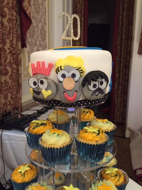 Cake-close-up