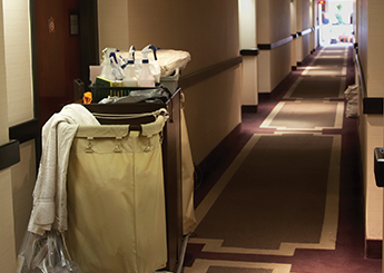 Keeping hotel housekeepers safe  January 2016  Safety
