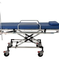 Cushioned Folding Chairs Lift Edmonton Alberta Hospital Transport Stretcher, Gurney And Medical ...