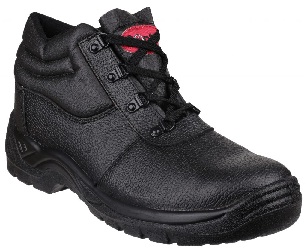Centek Safety Boots FS330 Black  Safety Boots R Us