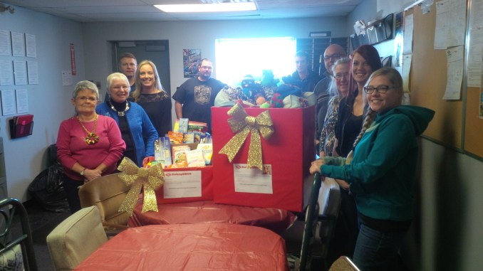Giving to families and their best friends